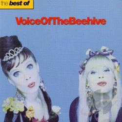 Voice Of The Beehive - Best of Voice of the Beehive CD Cover Art