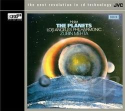 Mehta, Zubin - Holst: The Planets CD Cover Art