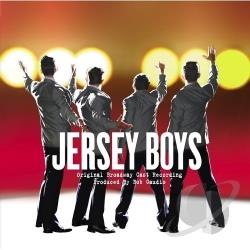 Jersey Boys - Jersey Boys CD Cover Art