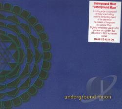 Moon, Underground - Underground Moon CD Cover Art