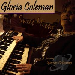 Coleman, Gloria - Sweet Missy CD Cover Art
