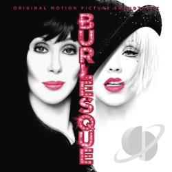 Burlesque CD Cover Art