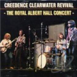 Creedence Clearwater Revival - Live at the Royal Albert Hall CD Cover Art
