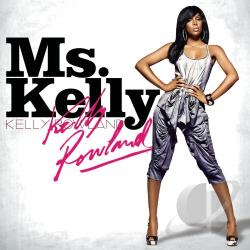Rowland, Kelly - Ms. Kelly CD Cover Art