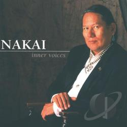 Nakai, R. Carlos - Inner Voices CD Cover Art