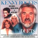 Rogers, Kenny - Duets CD Cover Art
