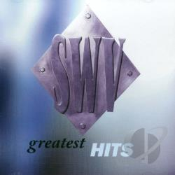 Swv - Greatest Hits CD Cover Art