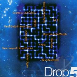 Drop 5 CD Cover Art