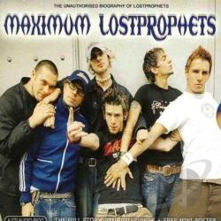 Lostprophets - Maximum Lostprophets CD Cover Art