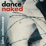 Mellencamp, John - Dance Naked CD Cover Art