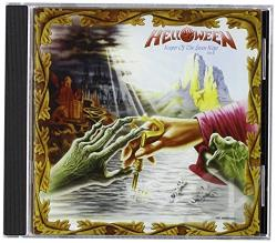 Helloween - Keeper of the Seven Keys, Pt. 2 CD Cover Art