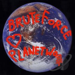 Brute Force - Planetwork CD Cover Art