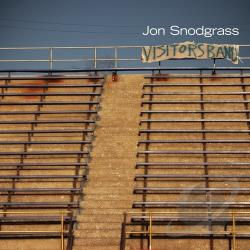 Snodgrass, Jon - Visitor's Band CD Cover Art