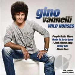 Vannelli, Gino - Wild Horses CD Cover Art