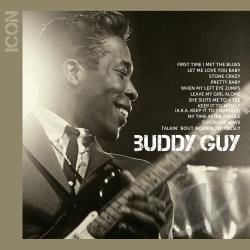 Guy, Buddy - Icon CD Cover Art