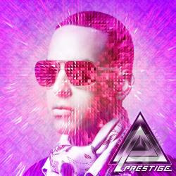 Daddy Yankee - Prestige CD Cover Art