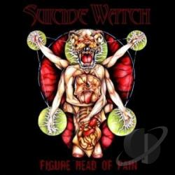 Suicide Watch - Figure Head of Pain CD Cover Art