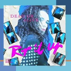 Dead Or Alive - Rip It Up CD Cover Art