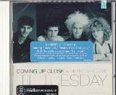 'Til Tuesday - Coming Up Close: A Retrospective CD Cover Art