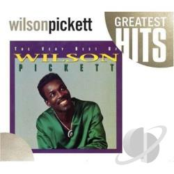 Pickett, Wilson - Very Best of Wilson Pickett CD Cover Art