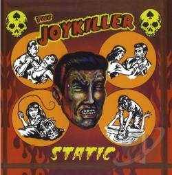 Joykiller - Static CD Cover Art