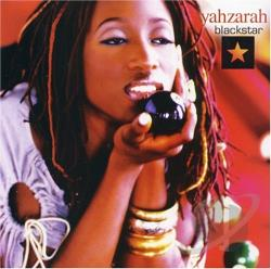 Yahzarah - Blackstar CD Cover Art
