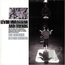 Minassian, Levon - Doudouk/Beyond Borders CD Cover Art