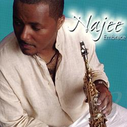 Najee - Embrace CD Cover Art