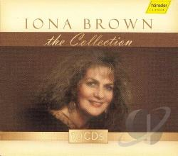 Brown, Iona - Iona Brown: The Collection CD Cover Art