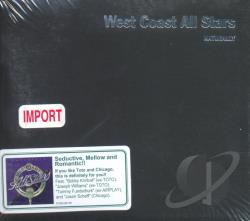 West Coast All Stars - Naturally CD Cover Art