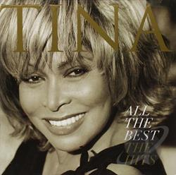 Turner, Tina - All the Best: The Hits CD Cover Art