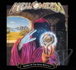 Helloween - Keeper of the Seven Keys, Pt. 1 CD Cover Art