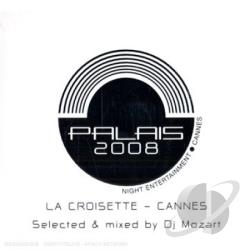 Palais - Cannes 2008 CD Cover Art