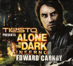 Alone In The Dark / Tiesto - Edward Carnby: Alone In the Dark Inferno CD Cover Art