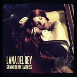 Del Rey, Lana - Summertime Sadness DS Cover Art