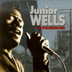 Wells, Junior - Best of the Vanguard Years CD Cover Art