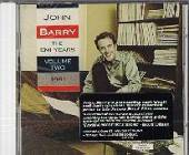 Barry, John - EMI Years Vol. 2 1961 CD Cover Art