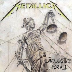 Metallica - ...And Justice for All CD Cover Art