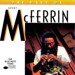 Mcferrin, Bobby - Best of Bobby McFerrin CD Cover Art