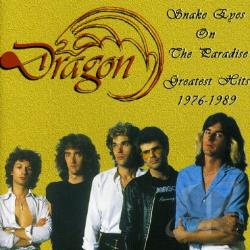 Dragon - Snake Eyes on the Paradise: Greatest Hits 1976-1989 CD Cover Art