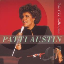 Austin, Patti - CTI Collection CD Cover Art
