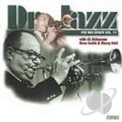 Pee Wee Irwin - Dr. Jazz, Vol. 14: Pee Wee Irwin CD Cover Art