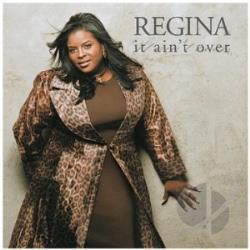 Regina - It Ain't Over CD Cover Art