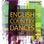 Douglass David - English Country Dances CD Cover Art