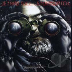 Jethro Tull - Stormwatch CD Cover Art
