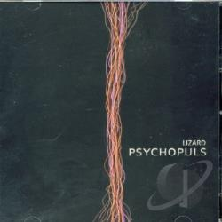 Lizard - Psychopuls CD Cover Art