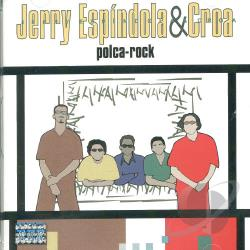 Croa / Espindola, Jerry - Polca Rock CD Cover Art