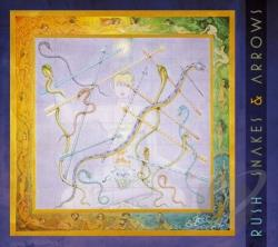 Rush - Snakes & Arrows CD Cover Art