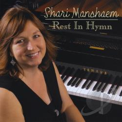 Manshaem, Shari - Rest In Hymn CD Cover Art