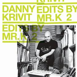 Krivit, Danny - Edits by Mr. K 2 CD Cover Art
